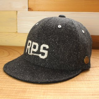 rulezpeeps(�롼�륺�ԡ��ץ���Tweed Baseball Cap  (Charcoal)<img class='new_mark_img2' src='//img.shop-pro.jp/img/new/icons13.gif' style='border:none;display:inline;margin:0px;padding:0px;width:auto;' />