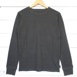 GOHEMP(ゴーヘンプ) SUN BLEND WARMER LONG SLEEVE TEE (セージグリーン)<img class='new_mark_img2' src='//img.shop-pro.jp/img/new/icons13.gif' style='border:none;display:inline;margin:0px;padding:0px;width:auto;' />