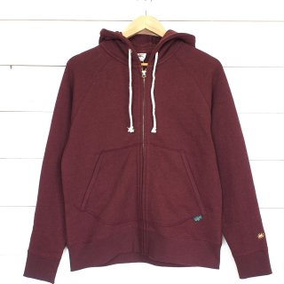 GOHEMP (ゴーヘンプ) ZIP UP PARKA (BURGUNDY)<img class='new_mark_img2' src='//img.shop-pro.jp/img/new/icons13.gif' style='border:none;display:inline;margin:0px;padding:0px;width:auto;' />
