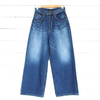 GOHEMP(�����إ��) WIDE DENIM PANTS/ H/C 12oz DENIM/USED WASH<img class='new_mark_img2' src='//img.shop-pro.jp/img/new/icons13.gif' style='border:none;display:inline;margin:0px;padding:0px;width:auto;' />