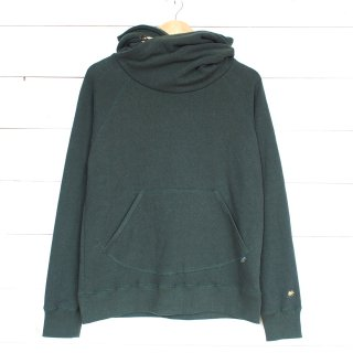 GOHEMP (ゴーヘンプ) SHAWL HOODY (GREEN)<img class='new_mark_img2' src='//img.shop-pro.jp/img/new/icons13.gif' style='border:none;display:inline;margin:0px;padding:0px;width:auto;' />
