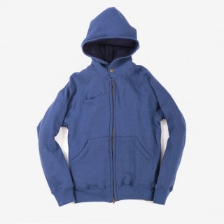 rulezpeeps(ルールズピープス) SMILE WOOL ZIP HOODIE 12G (Navy)<img class='new_mark_img2' src='//img.shop-pro.jp/img/new/icons13.gif' style='border:none;display:inline;margin:0px;padding:0px;width:auto;' />