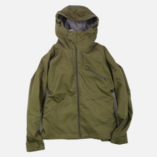 rulezpeeps(ルールズピープス) Ventile Camp Jacket (khaki)<img class='new_mark_img2' src='//img.shop-pro.jp/img/new/icons13.gif' style='border:none;display:inline;margin:0px;padding:0px;width:auto;' />