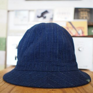 GOHEMP(�����إ��) INDIGO REVERSIBLE HAT<img class='new_mark_img2' src='//img.shop-pro.jp/img/new/icons13.gif' style='border:none;display:inline;margin:0px;padding:0px;width:auto;' />