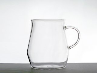 TORCH (トーチ) glass mug pitchii (グラス マグ ピッチー)<img class='new_mark_img2' src='//img.shop-pro.jp/img/new/icons13.gif' style='border:none;display:inline;margin:0px;padding:0px;width:auto;' />