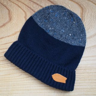 rulezpeeps(ルールズピープス) 2-Tone Beanie (Navy)<img class='new_mark_img2' src='//img.shop-pro.jp/img/new/icons13.gif' style='border:none;display:inline;margin:0px;padding:0px;width:auto;' />