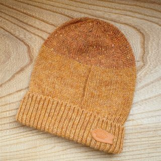 rulezpeeps(ルールズピープス) 2-Tone Beanie (Camel)<img class='new_mark_img2' src='//img.shop-pro.jp/img/new/icons13.gif' style='border:none;display:inline;margin:0px;padding:0px;width:auto;' />