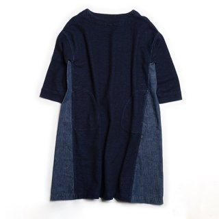 GOHEMP (ゴーヘンプ)LIVING PULL OVER/ H/C KNIT LIKE DENIM<img class='new_mark_img2' src='//img.shop-pro.jp/img/new/icons13.gif' style='border:none;display:inline;margin:0px;padding:0px;width:auto;' />