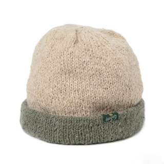 GOHEMP (ゴーヘンプ) RIVERSI CAP (IVORY GREEN)<img class='new_mark_img2' src='//img.shop-pro.jp/img/new/icons13.gif' style='border:none;display:inline;margin:0px;padding:0px;width:auto;' />