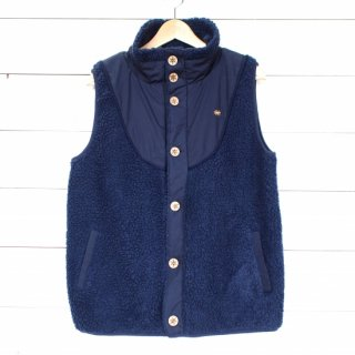 GOHEMP (ゴーヘンプ)MONGOLIAN VEST(NAVY)<img class='new_mark_img2' src='//img.shop-pro.jp/img/new/icons13.gif' style='border:none;display:inline;margin:0px;padding:0px;width:auto;' />