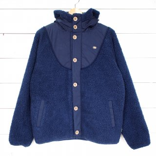 GOHEMP (ゴーヘンプ)MONGOLIAN HOODY JACKET (NAVY)<img class='new_mark_img2' src='//img.shop-pro.jp/img/new/icons13.gif' style='border:none;display:inline;margin:0px;padding:0px;width:auto;' />