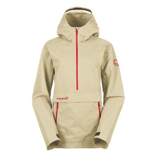 NORRONA(ノローナ)svalbard cotton Anorak Wemen's (BEIGE)<img class='new_mark_img2' src='//img.shop-pro.jp/img/new/icons13.gif' style='border:none;display:inline;margin:0px;padding:0px;width:auto;' />