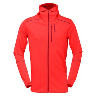 NORRONA(ノローナ) trollveggen warm/wool1 Zip Hoodie Men's (RED)<img class='new_mark_img2' src='//img.shop-pro.jp/img/new/icons13.gif' style='border:none;display:inline;margin:0px;padding:0px;width:auto;' />