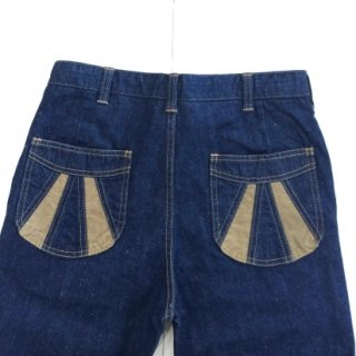 Nasngwam(ナスングワム) MEN'S SUNRISE DENIM PANTS (ONE WASH)