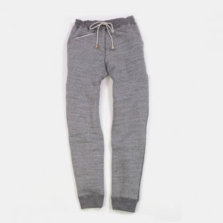 rulezpeeps(ルールズピープス) SMILE WOOL JOGGER PANTS (CHARCOAL GRAY)