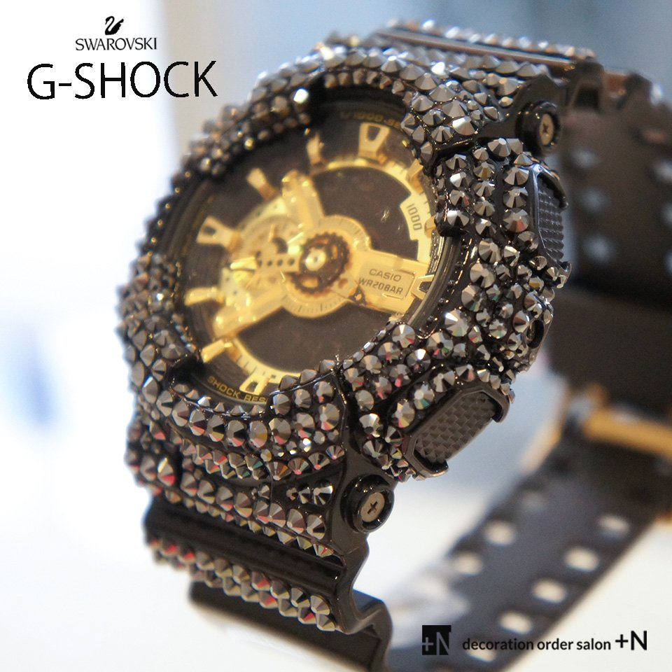 <img class='new_mark_img1' src='//img.shop-pro.jp/img/new/icons14.gif' style='border:none;display:inline;margin:0px;padding:0px;width:auto;' />CASIO G-SHOCK カシオ Gショック ブラック カスタム