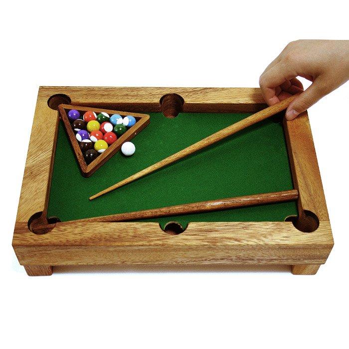 ミニビリヤード/Mini Billiards