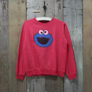 セレクトトレーナー【古着】Cookie Monster