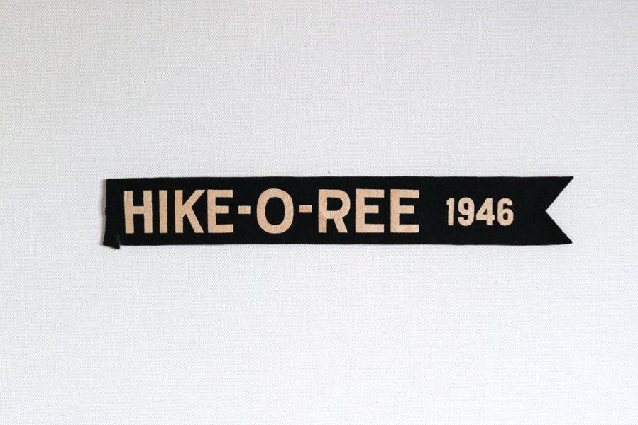 HIKE-O-REE 1946 ペナント