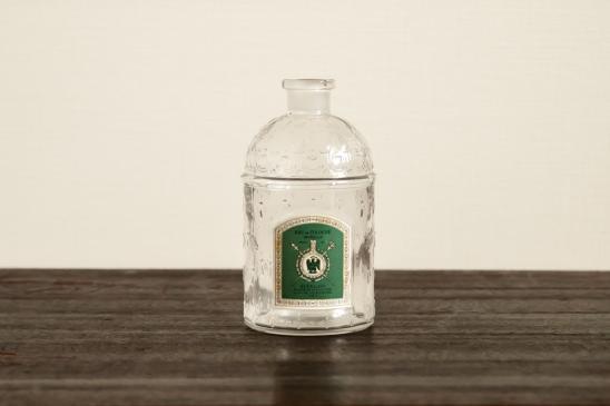 ゲランのオーデコロン瓶