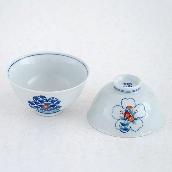 切紋桜 めし碗(大小)3500円+税〜
