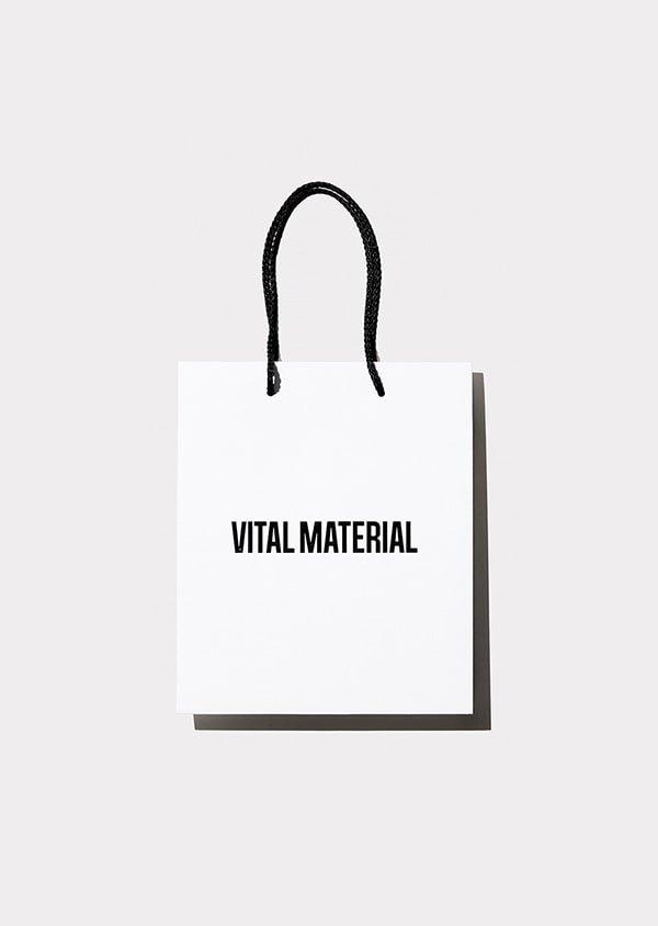 ショッピングバッグ -M-