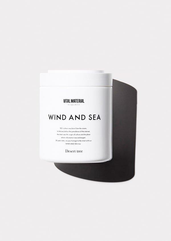 VITAL MATERIAL×WIND AND SEA キャンドル