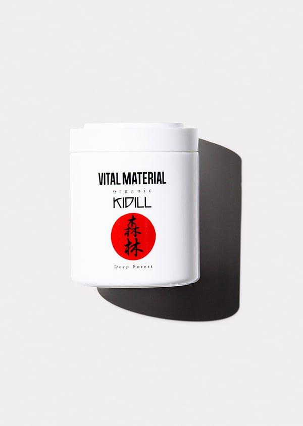 VITAL MATERIAL × KIDILL キャンドル 深緑
