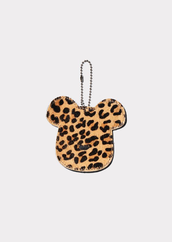 VITAL MATERIAL × BE@RBRICK フレグランスタグ leopard (small)
