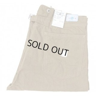 Khaki Duck Work Pants-0415
