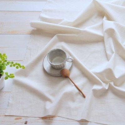 日本製オーガニックコットン100% シングルガーゼ うすいグレー色【1m×生地巾約115cm】