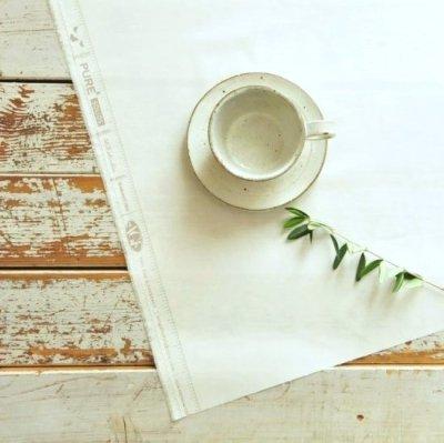 生地 White Linen