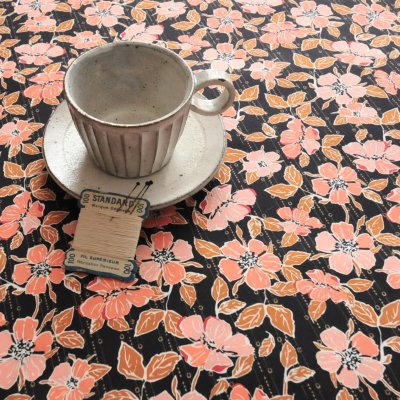 生地 Crafted Blooms Cacao