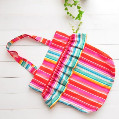 「かわいいバッグの作り方レシピ」と「布1m」のセット