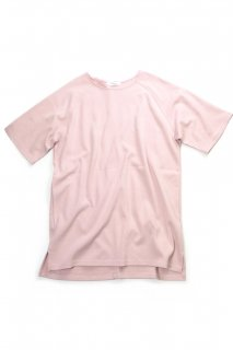 【Fenomeno-フェノメノ-】 鹿の子 Big plain Tshirt  PNK