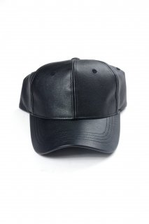 【Fenomeno -フェノメノ-】  imitation leather cap