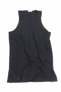 【Fenomeno-フェノメノ】 Long Sleeve Tank-top BLK