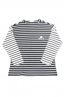 【Fenomeno-フェノメノ】  switch stripes long sleeve