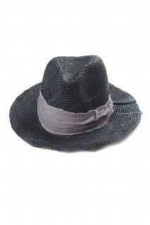 【Fenomeno -フェノメノ-】<br> Panama Hat  BLK