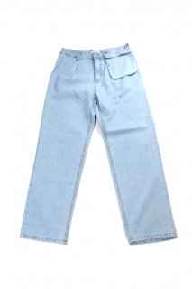 【Fenomeno フェノメノ】</br>Wide baggy Denim
