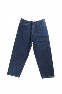 【Fenomeno フェノメノ】</br>Wide baggy work Denim