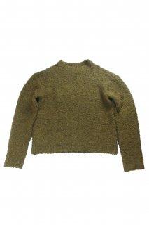 【Fenomeno-フェノメノ】  <br>Curl yarn knit OLV