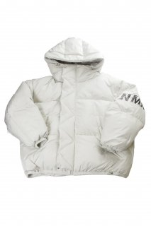 【Fenomeno-フェノメノ】<br>  Down jacket WHT<br>