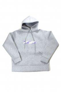 【Fenomeno-フェノメノ】</br>Bonding setup hoodie GRY