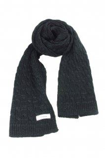 【Fenomeno-フェノメノ】<br>Knit muffler <br>