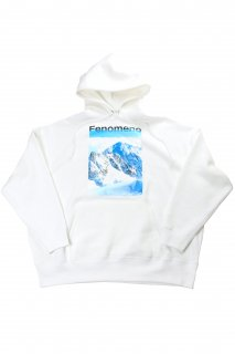 【Fenomeno-フェノメノ】<br> Alpen hoodie<br>size XL<br>