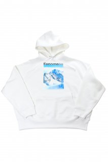 【Fenomeno-フェノメノ】<br> Alpen hoodie<br>size M<br>