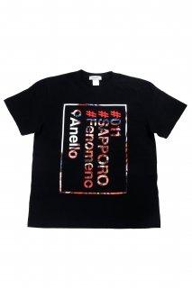 【Fenomeno-フェノメノ】</br>  #SAPPORO Tshirt BLK 2020