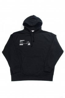【Fenomeno-フェノメノ】</br>  JPN Set up hoodie BLK