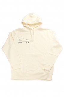 【Fenomeno-フェノメノ】</br>  JPN Set up hoodie IVORY